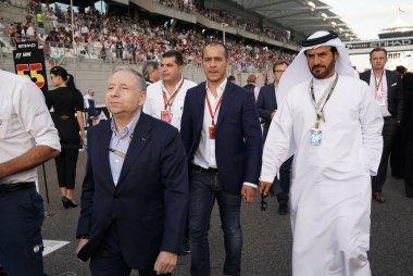 Jean Todt Fia President  Mohammed Ben Sulayem Fia Vice President