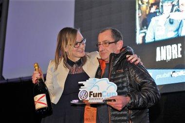 De VW Fun Cup Awards Night 2017 in beeld gebracht