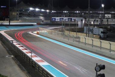 Sfeerbeeld Yas Marina Circuit