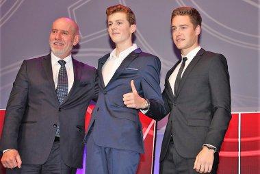 Stoffel Vandoorne (rechts)