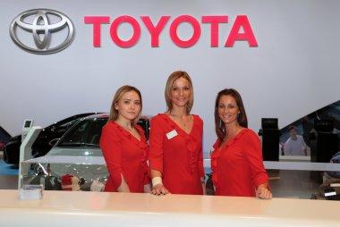 Hostessen Toyota