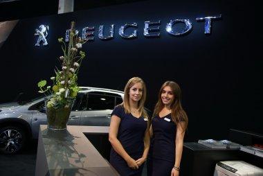 Hostessen Peugeot