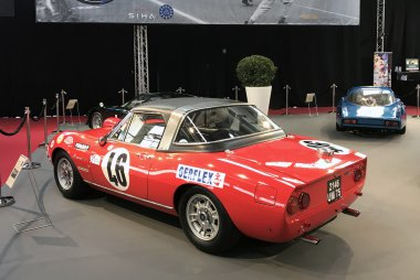 Fiat Dino 2000 Spider Le Mans - 1968