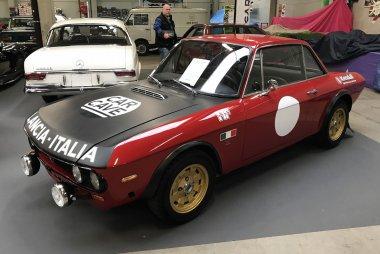 Lancia Fulvia 1.6