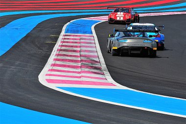 Blancpain Test Days Paul Ricard 2017