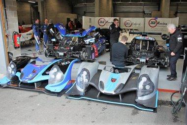 360 Racing - Ligier JS P3