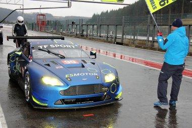 TF Sport - Aston Martin Vantage GTE