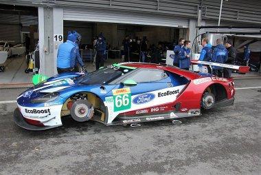 Ford Chip Ganassi Racing Team UK - Ford GT