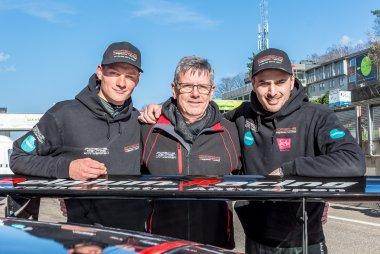 Matthieu Van der Poel, Jan Gabriëls & Dylan Derdaele