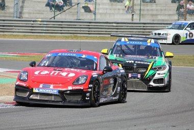 PG Motorsport - Porsche Cayman GT4 CS MR