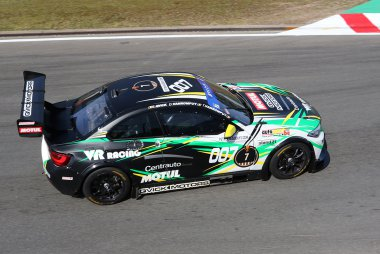VR Racing/Qvick Motors - BMW M2 MARC V8