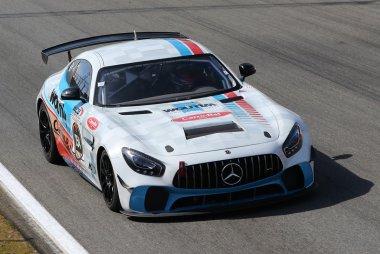 QSR Racing School - Mercedes-AMG GT4