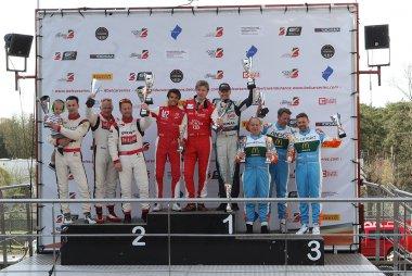 2018 Belcar New Race Festival Algemeen Podium