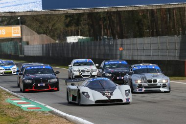 2018 Belcar New Race Festival