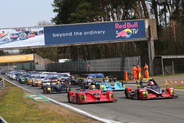 Start 2018 Belcar New Race Festival