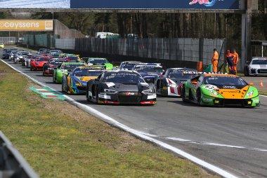 Start 2018 Blancpain GT Sprint Cup Zolder Race 2