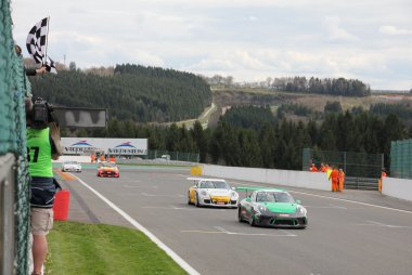 2018 Supercar Challenge Spa 400