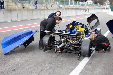 VR Motorsport - Praga R1T