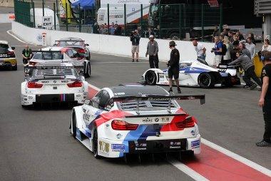 JR Motorsport - BMW M4 Silhouette 3.2