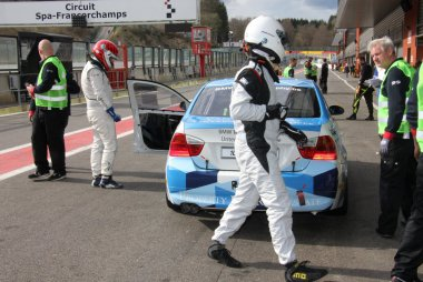 Van der Horst Motorsport - BMW 325i