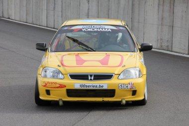 Deridder/Van Belle - Honda Civic EJ