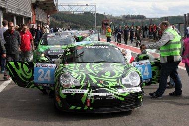 Neutelers/Beeckman/Denis - Porsche Boxster