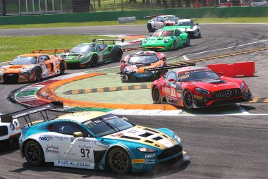 Start 2018 Blancpain GT Endurance Cup Monza