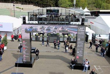Paddock 2018 FIA WEC 6 Hours of Spa