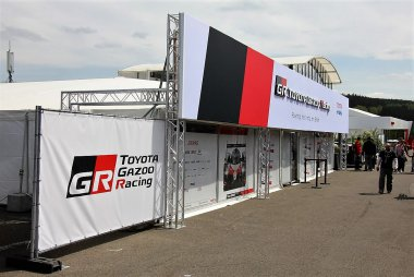 Toyota Gazoo Racing Hospitality Center