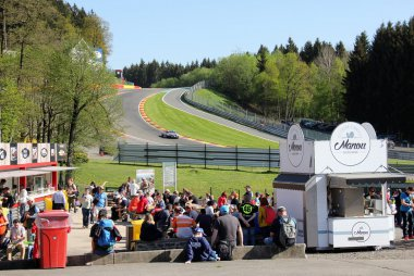 Sfeerbeeld 2018 FIA WEC 6 Hours of Spa