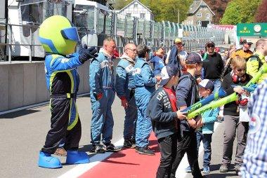 Pitwalk 2018 FIA WEC 6 Hours of Spa