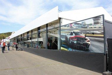 Porsche Hospitality Center