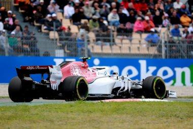 Charles Leclerc - Alfa Romeo Sauber