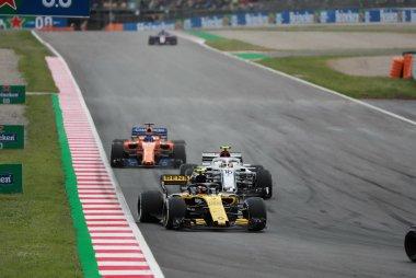 2018 F1 GP van Spanje