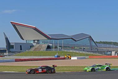 2018 Blancpain GT Endurance Cup Silverstone
