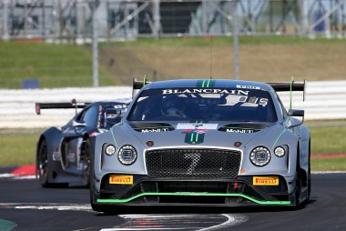 Bentley Team M-Sport - Bentley Contintental GT3