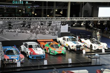 "Autoworld Brussels: Expo ""The belgians at Le Mans"""