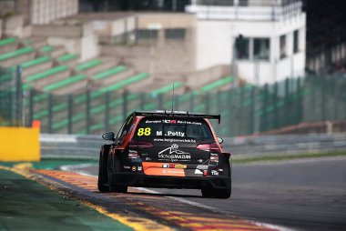 Maxime Potty - Volkswagen Golf GTI TCR