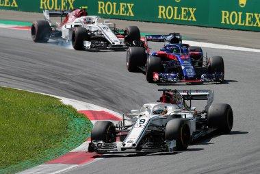 Marcus Ericsson - Sauber Ferrari