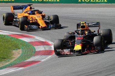 Max Verstappen voor Fernando Alonso