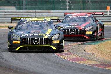 Strakka Racing - Mercedes AMG GT3