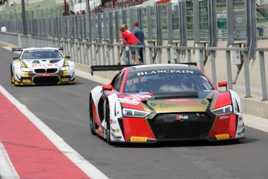 Sainteloc Racing - Audi R8 LMS