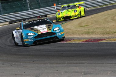 Oman Racing with TF Sport - Aston Martin Vantage GT3