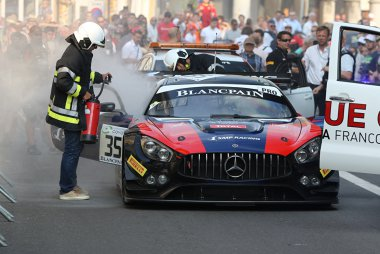 SMP Racing by AKKA ASP - Mercedes-AMG GT3