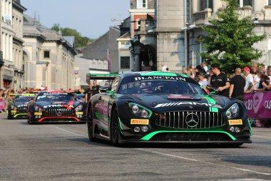 Mercedes-AMG Team Strakka Racing - Mercedes-AMG GT3
