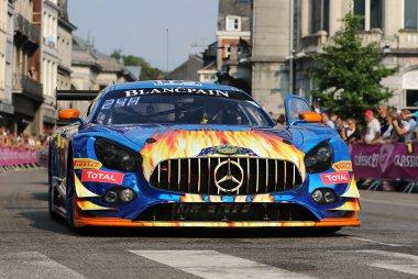 Sun Energy Team HTP Motorsport - Mercedes-AMG GT3