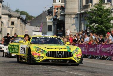 Mercedes-AMG Team MANN-FILTER - Mercedes-AMG GT3
