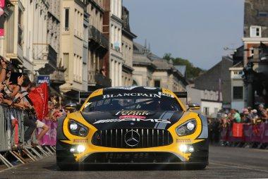 Mercedes-AMG Team AKKA ASP - Mercedes-AMG GT3