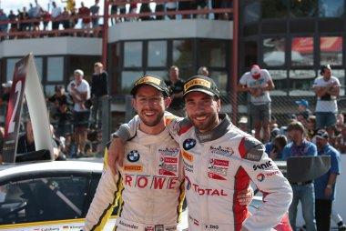 Alexander Sims en Philipp Eng