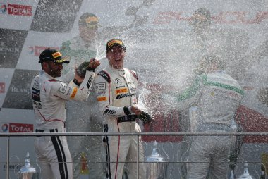 2018 Total 24 Hours of Spa Podium Pro-AM
